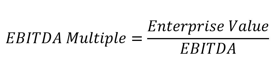 EBITDA Multiple Formula