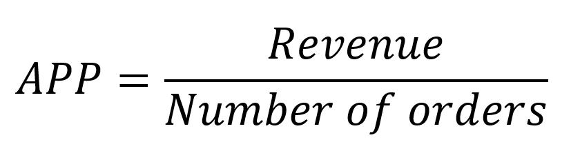 Average Purchase Price Formula